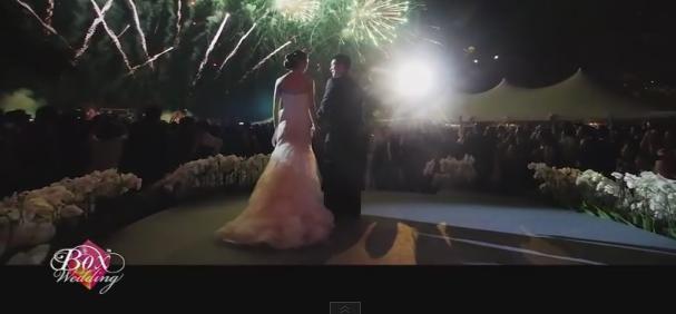 อลังการณ์งานสร้างกับงานแต่งงานลูกเจ้าสัวแห่งบ้านหวั่งหลี