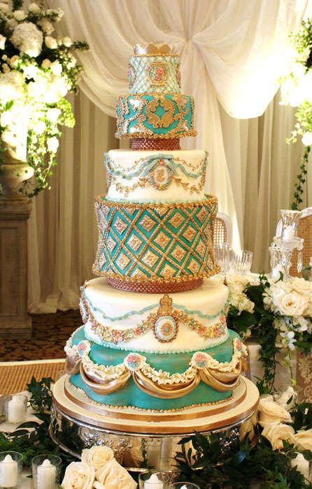 17 เค้กแต่งงานไอเดียแจ่มเลิศ รับรองว่าแขกตะลึงแน่