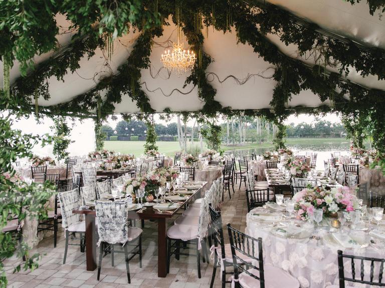 20 ไอเดียเติมบรรยากาศสดชื่นด้วยต้นไม้ ดอกไม้ในงานแต่งงาน