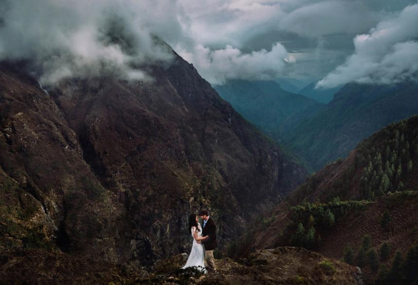 5 Himalayas, Nepal
