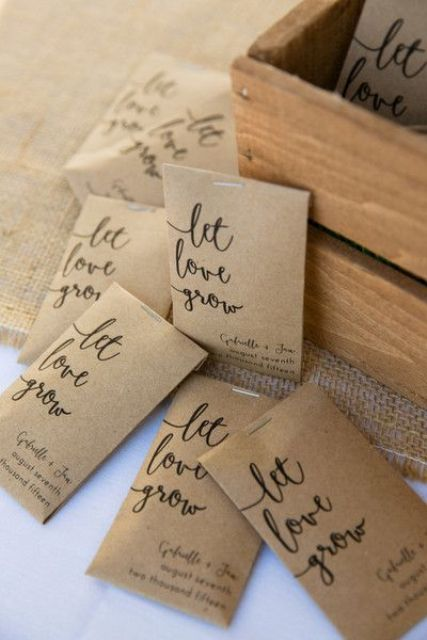 24-Ways-To-Use-Kraft-Paper-In-Your-Wedding13