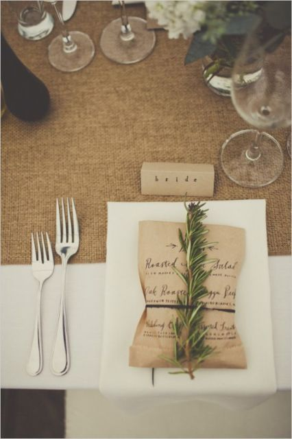 24-Ways-To-Use-Kraft-Paper-In-Your-Wedding9