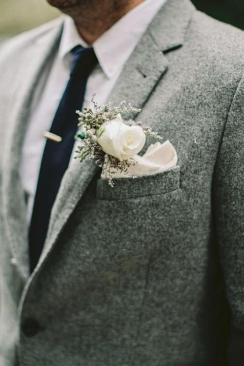 25-enchanting-winter-wedding-ideas-in-grey-shades-6-500x750