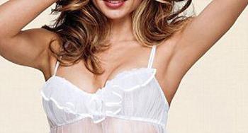 ชุดชั้นในสุดเซ็กซี่สำหรับเจ้าสาวจาก Victoria's Secret