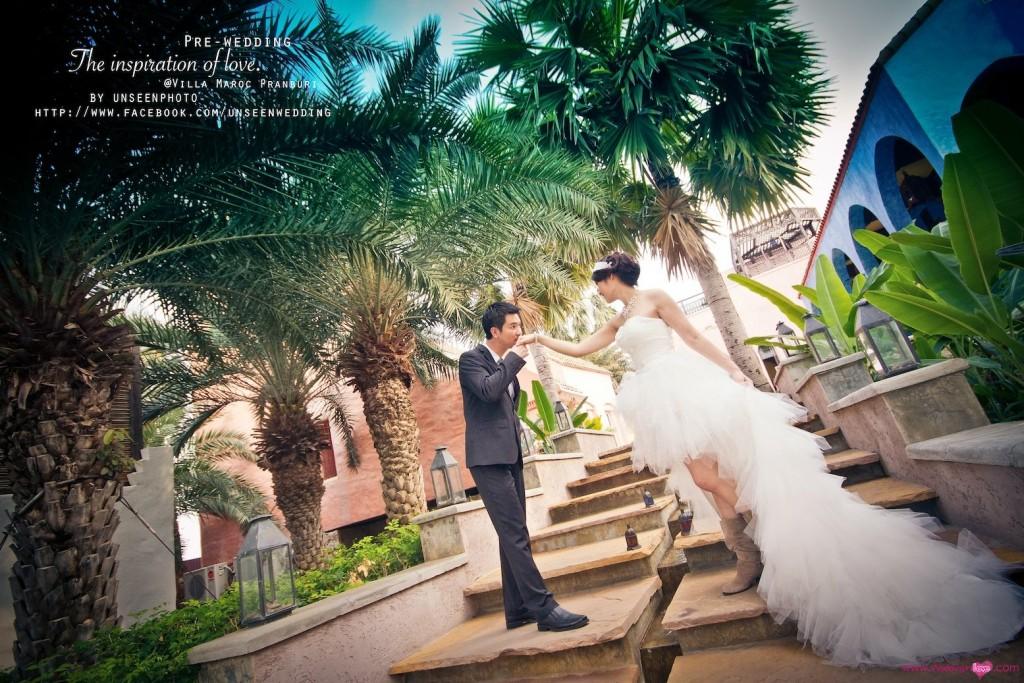 Villa Maroc Resort Unseen Wedding