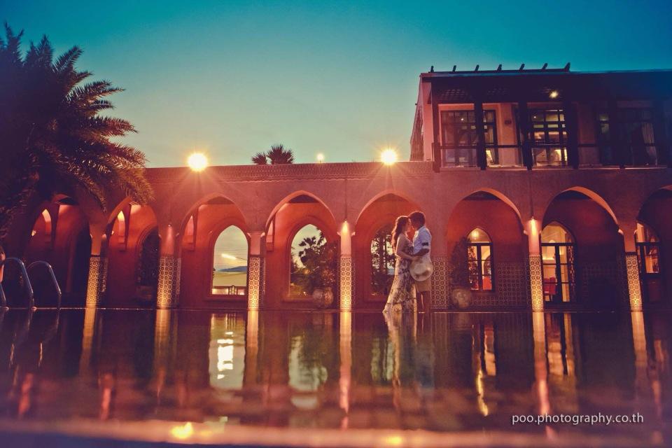 Villa Maroc Resort พรีเวดดิ้ง (4)