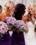 Theme แต่งงานสีม่วงเข้มหรูเลิศ เหมือนเจ้าหญิงในฝัน
