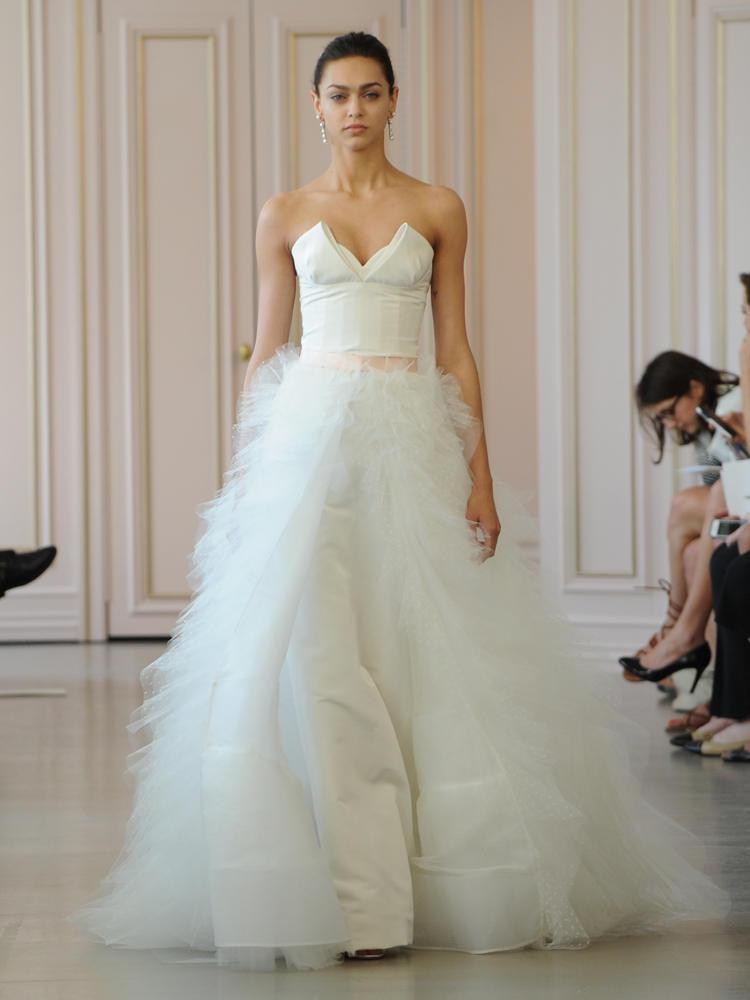 2 Sheath Wedding Dress