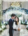 แองจี้ ทารีก กับบรรยากาศแต่งงานสุดอลังการ