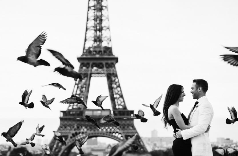 10 Paris, France