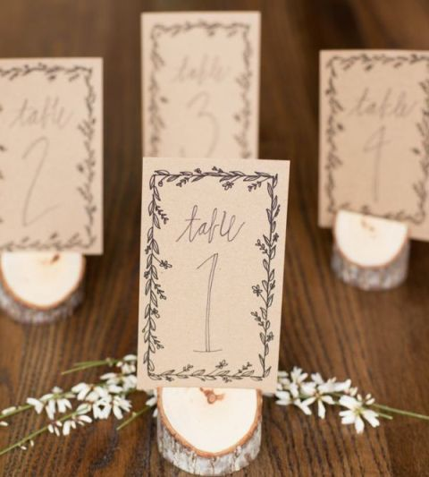 24-Ways-To-Use-Kraft-Paper-In-Your-Wedding14