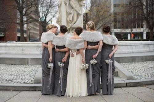 25-enchanting-winter-wedding-ideas-in-grey-shades-1-500x333