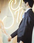 """รวมภาพงานแต่งงาน """" แสตมป์ นิว """""""