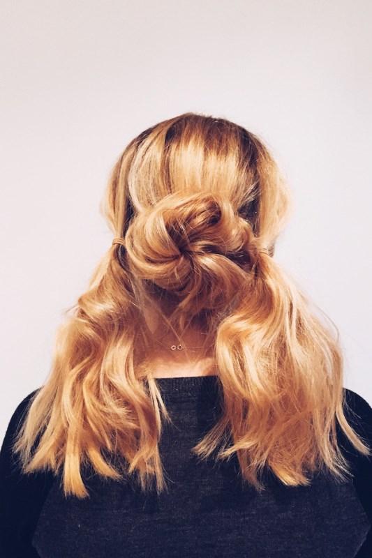 timelessly-elegant-diy-hair-updo-for-a-bride-4