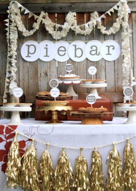 22-Cozy-Pie-Bar-Ideas-For-Your-Wedding