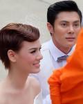 แมน การิน-เกล เวธกา สละโสด งานแต่งเรียบง่าย